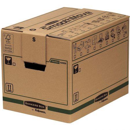 Caisse de Déménagement en Carton