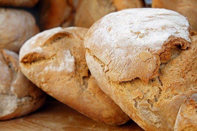 Le pain, un aliment riche en fibres
